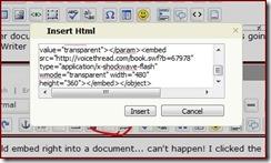 writer html embed3