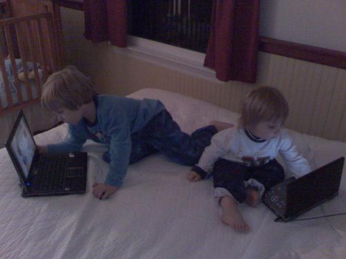 The New Digital Generation