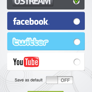 UStream from Anywhere!