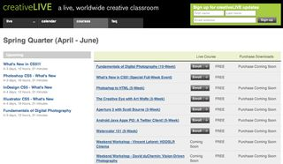 CreativeLIVE Courses