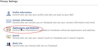 Facebook | Privacy Settings